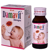 MULTIVITAMINS WITH AMINO ACIDS DROPS (FOR PAEDIATRIC USE ONLY)